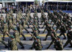 28 Οκτωβρίου: Μόνο στρατιωτική παρέλαση για 60 λεπτά